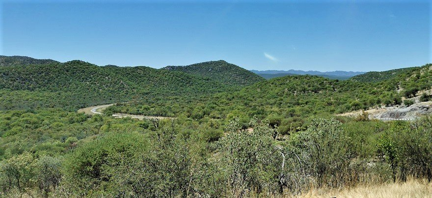 Namibia Otavi Berge