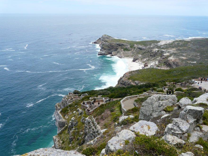 Afrika Südafrika Cape Point Cape of Good Hope