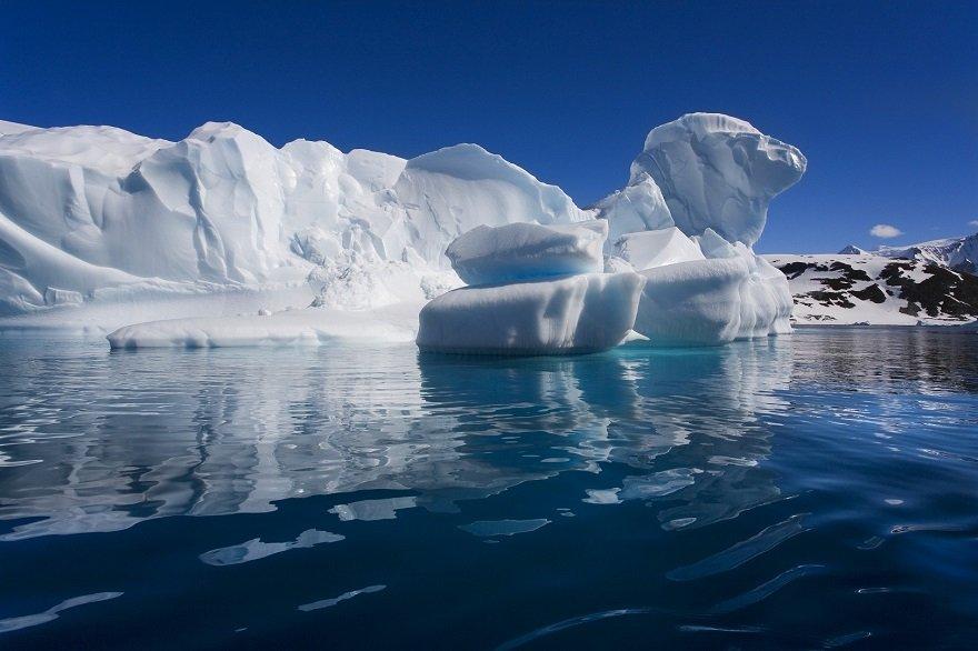 Eisberge Antarktis Chile