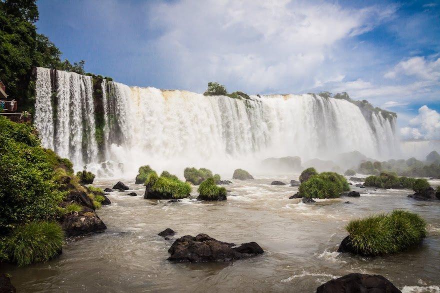 Iguazú Wasserfälle Argentinien Iguassu