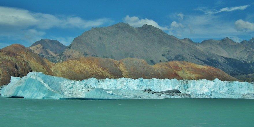 Viedma Gletscher Patagonien Los Glaciares Nationalpark Argentinien