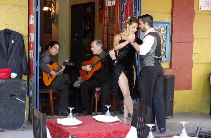 Tango Buenos Aires Argentinien