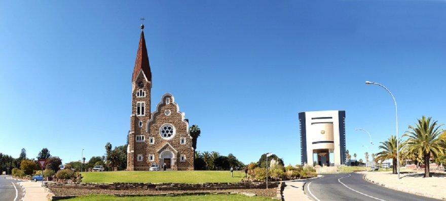 Namibia Windhoek City View Church