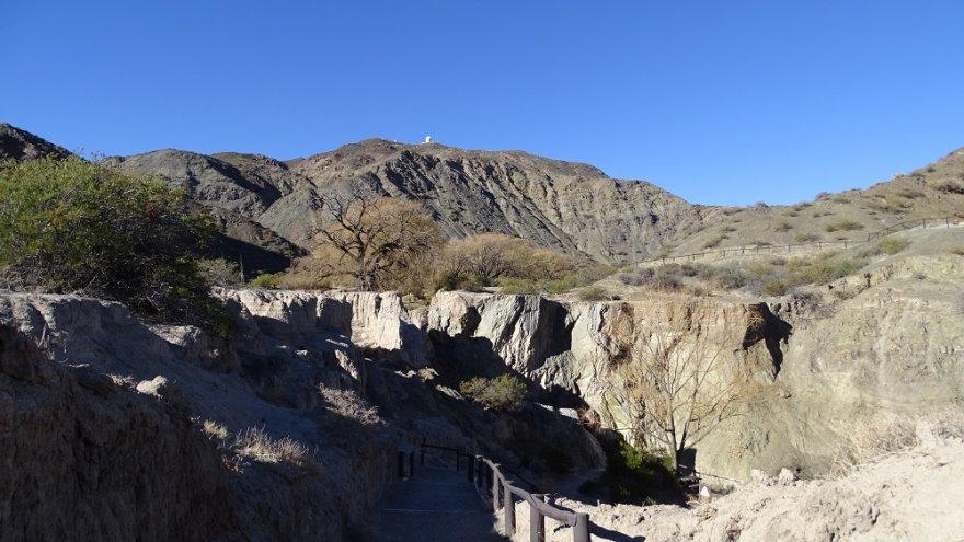 Nationalpark El Leoncito Anden Barreal Argentinien