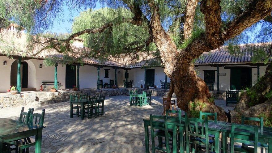 Hacienda de Molinos NOA Argentinien