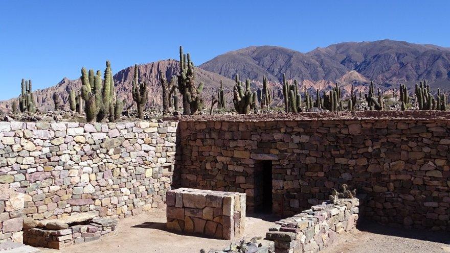 Tilcara Quebrada de Humahuaca NOA Argentinien