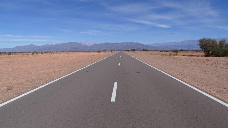 La Rioja Ruta 40 Anden Argentinien