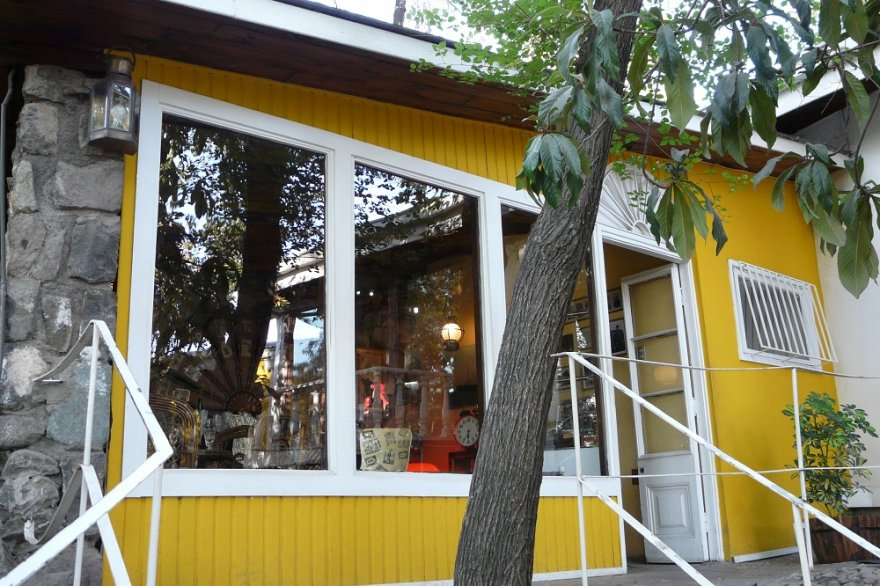 La Chascona Pablu Neruda Santiago de Chile Zentralregion Chile Anden