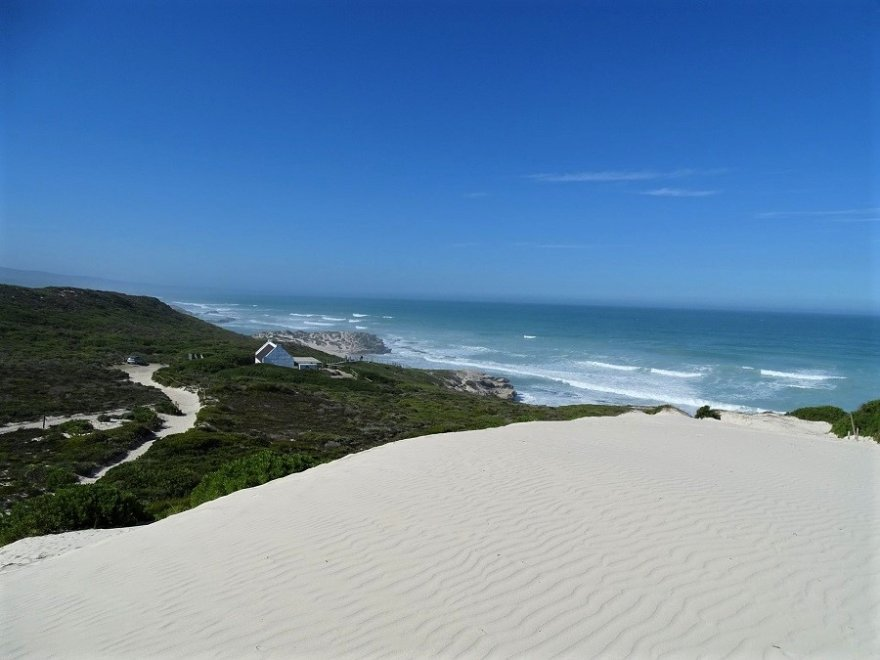 Südafrika De Hoop Nature Reserve Strand Meer