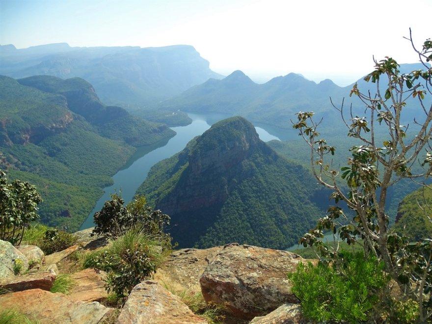 Südafrika Panorama Route Blyde River Canyon