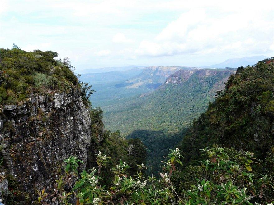 Südafrika Panorama Route God's Window